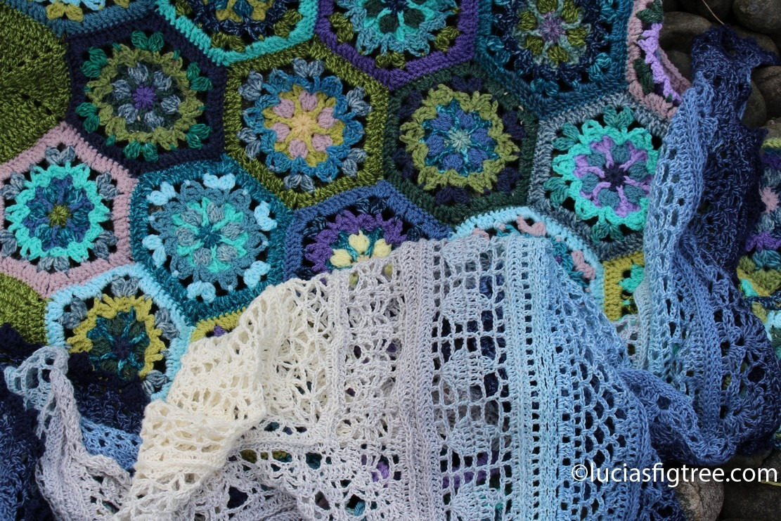 April blanket:  'the Norian blanket'