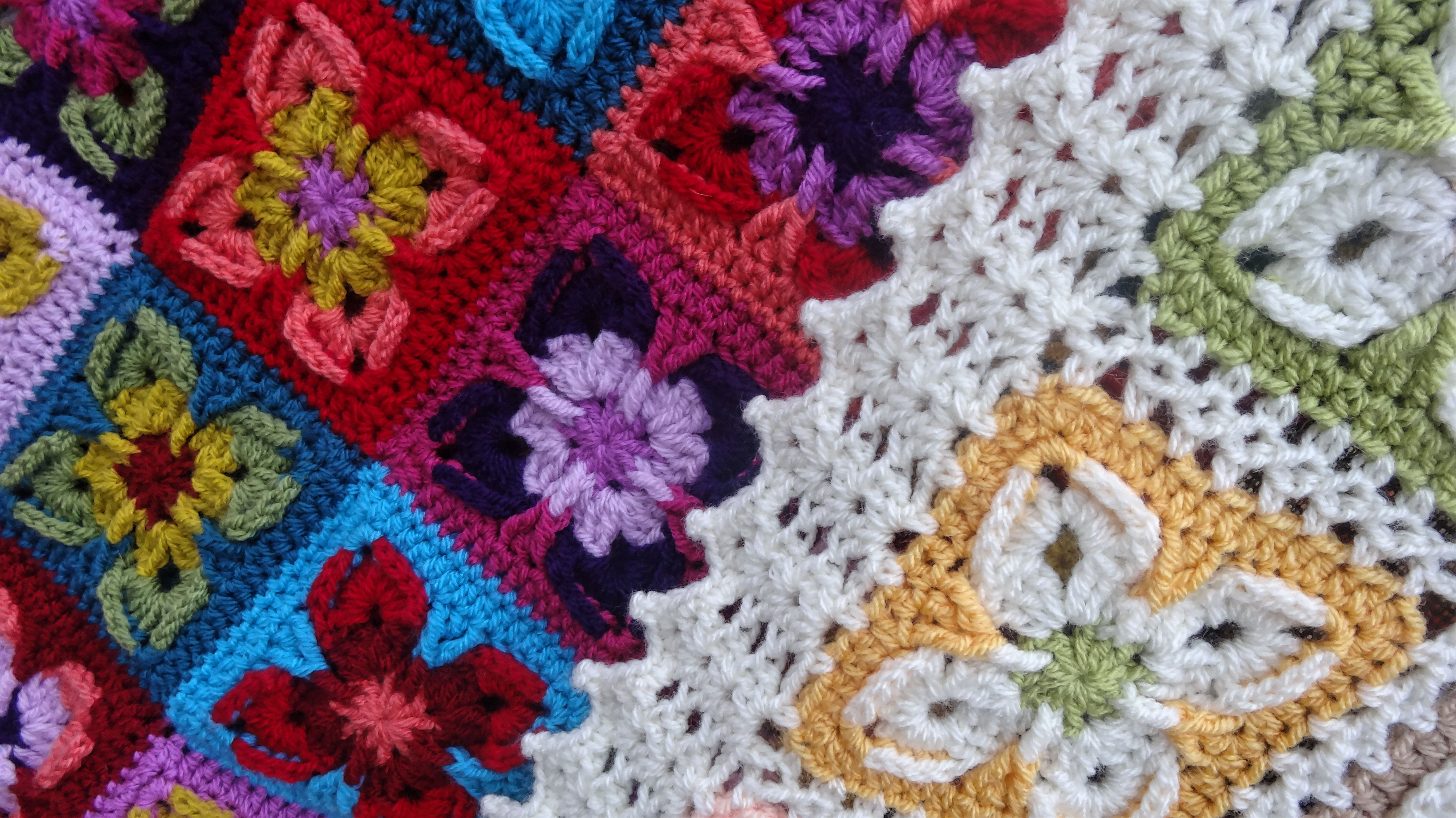 ANATOMY OF A BLANKET…OR TWO