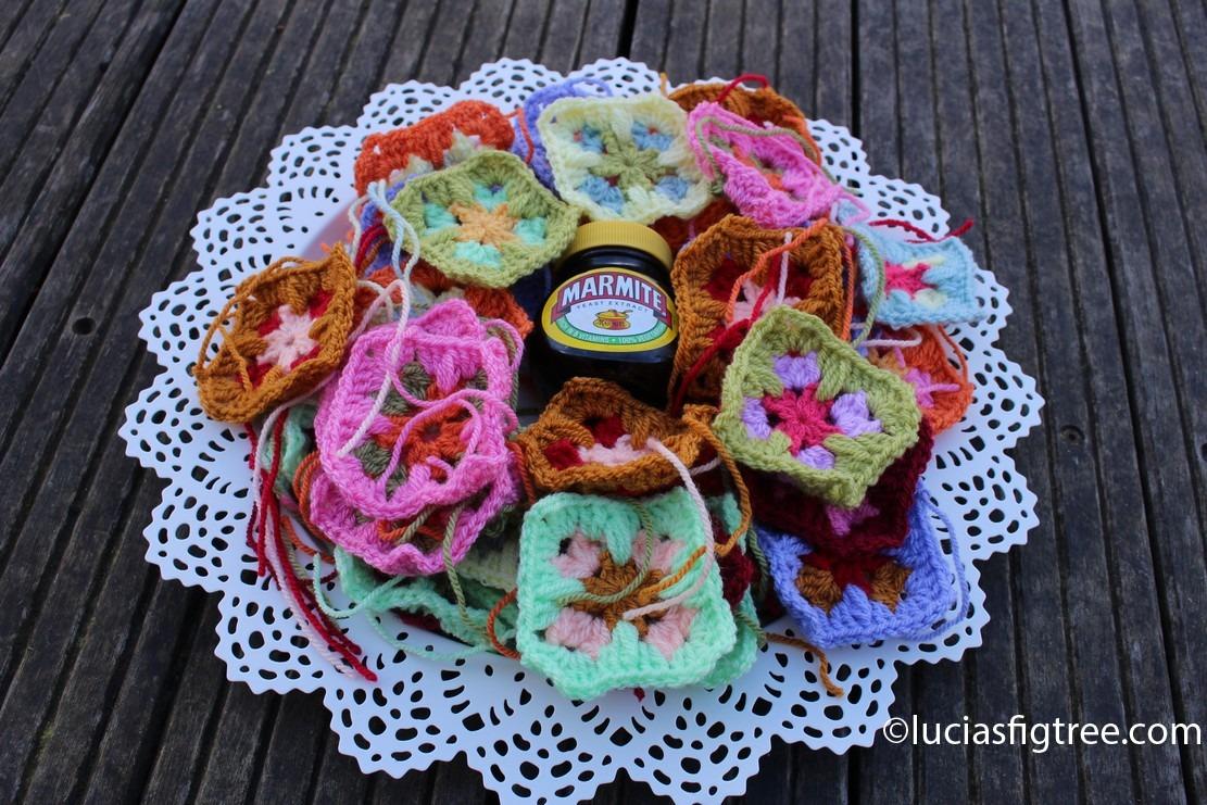 Never mind the macaroons…mini grannies are like Marmite!
