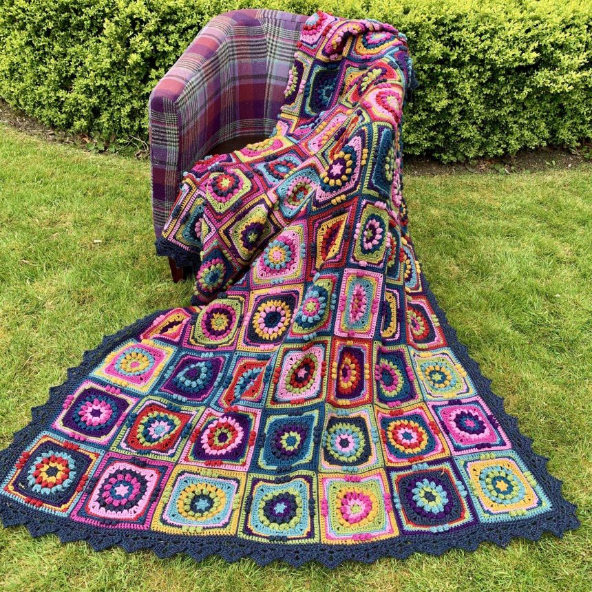 THE TOBERMORY BLANKET